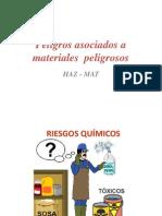 1- Peligros- Materiales Peligrosos