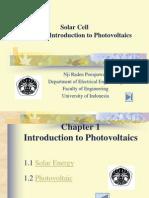 Solar Cell 1
