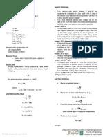 Physics II Finals Reviewer
