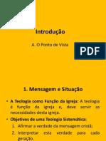Teologia Sistemática Cap. 1.pptx