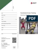 Functional Cross Training 2014