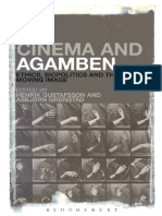 Giorgio Agamben Cinema and Agamben Ethics Biopolitics and the Moving Image