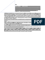 Civil Sample Letters
