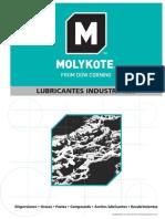Catalogo Molykote Industrial