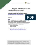 Windows Offloaded Data Transfer