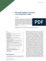 2014 Drenaje Linfático Manual Con El Método Leduc