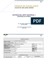 Historia Del Arte Universal i