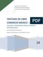 Mexico Aelc Tratado