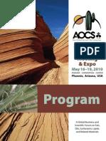 Aocs Am10 Program