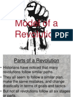 stages model of a revolution pwp