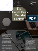 NewsCred Guide Branded Content