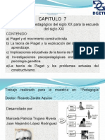 Capitulo 7 Piaget