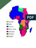 Colonialismo en Africa