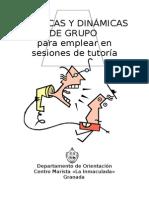 Tecnicas y Dinámicas de Grupo Utilizados en La Tutoria