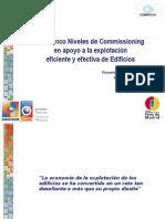 Presentacion Los Cinco Niveles de Commissioning