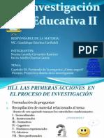 Investigacion Educativa II