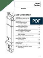 Bucket Elevator Catalog