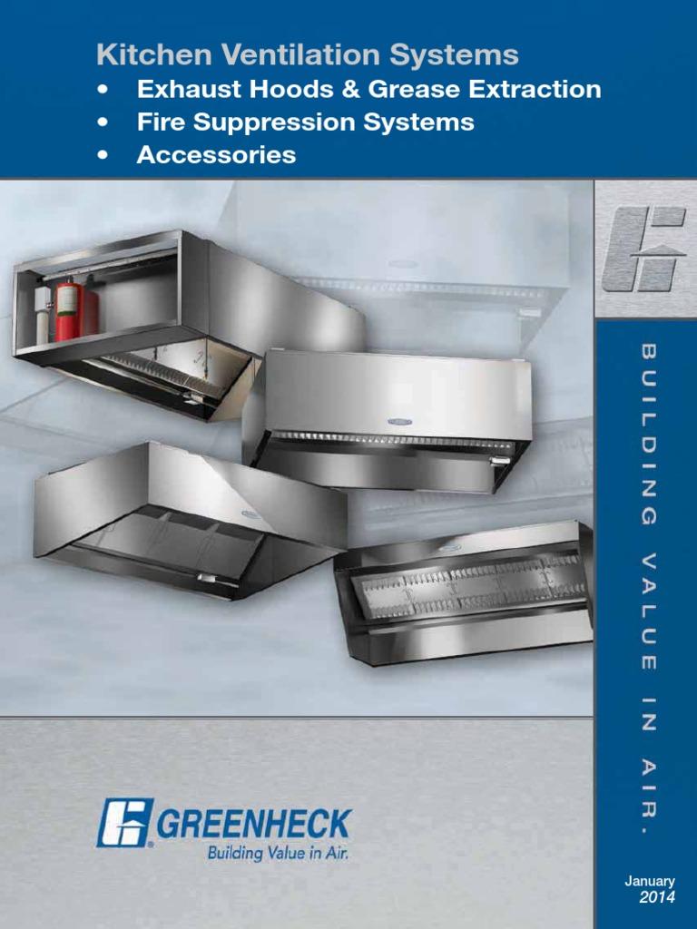 KVSHoods Catalog | Duct (Flow) | Kitchen