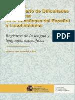 Actas_2001 - Español Para Fines Específicos