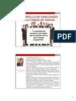 Desarrollo de Habilidades en La FFVV - Entregable