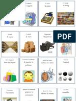 Cartes Nomenclature Vente