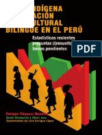 Ninez Indigena Educacion Intercultural Bilingue