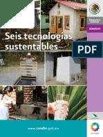 Seis Tecnologias Sustentables