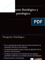 Puerperio fisiológico y patológico  ready.ppt