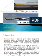 Case Study TPM Jet Airways