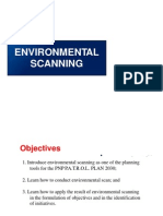 PGS Module 5 (Environmental Scanning)