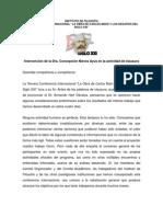 Intervención de La Dra Concepción Nieves Ayús en La Activida