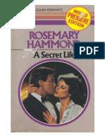 159266118 a Secret Life Rosemary Hammond PDF