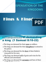Dispensation of the Kingdoms-marie