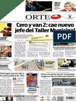 Periódico Norte edición del día 5 de septiembre de 2014