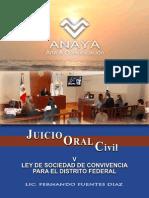V Ley de Sociedad de Convivencia d.f