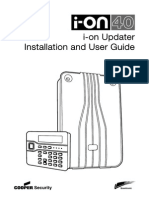 I-On Updater - Installation and User Guide