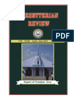 Presbyterian Review - April_June, 2014