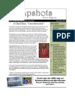 2009 11 Newsletter