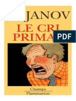 Arthur Janov - Le Cri Primal