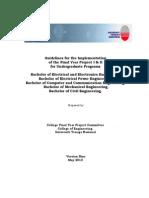 Fyp Guidelines v9 May2013