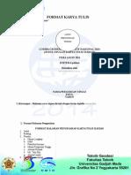 Sistematika Penulisan Dan Kriteria Penilaian Login2014
