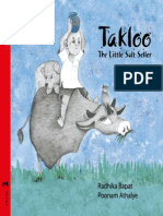 Takloo, the Little Salt Seller - English