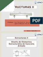 09 Diseño de Elementos Estructurales de Concreto Armado - Estructuras II - UPAO