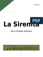 Andersen Hans Christian-La Sirenita_iliad
