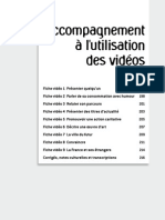 AlterEgo+ Niveau 3 - Fiches videos