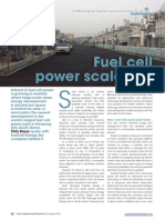 Fuel Cell Scales Up