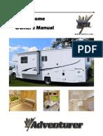 2006 Motor Home Manual
