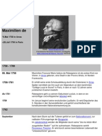 Biographie Von Robes Pierre