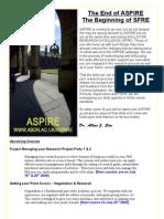 ASPIRE Newsletter - Final