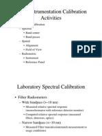 Field Calibration